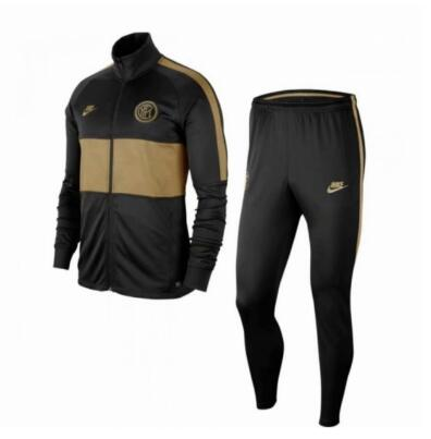 Combinaison de training Inter Milan 2019-2020 noir