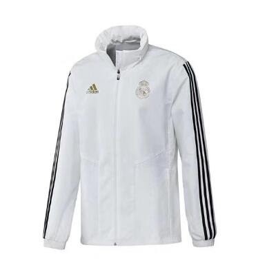 Coupe-vent Real Madrid 2019-2020 veste Blanc