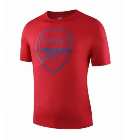 Maillot d'entraînement de football Arsenal 2019-2020 rouge