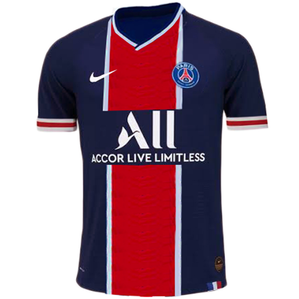 Paris Saint-germain Maillot Domicile PSG 2020-2021