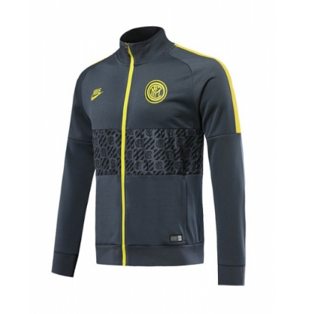 Veste de training Inter Milan 2019-2020 gris