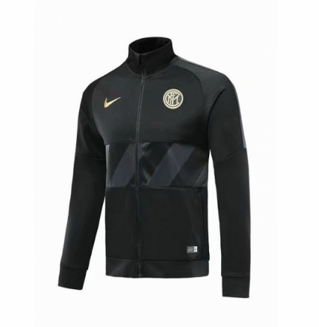 Veste de training Inter Milan 2019-2020 noire