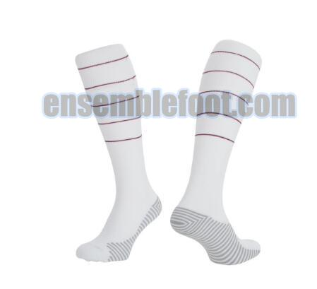 chaussettes angleterre 2020-2021 domicile