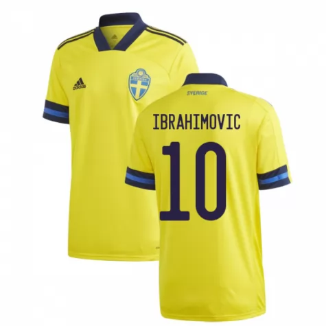 ensemble maillot ibrahimovic suede 2020 domicile