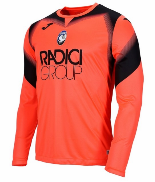 maillot Atalanta 2019-2020 Orange gardien manche longue