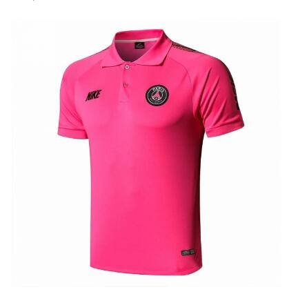 maillot Polo 2019-2020 PSG rose