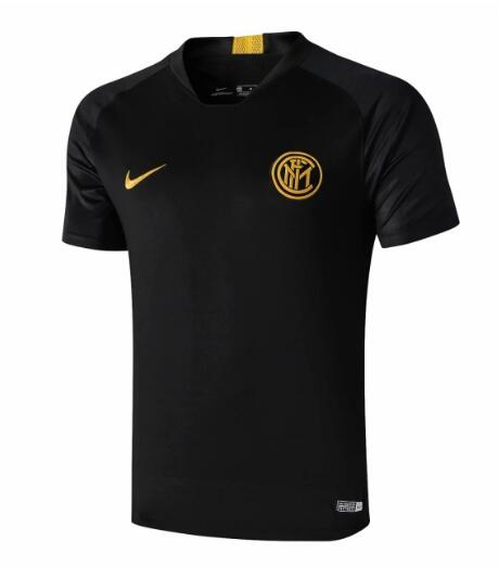 maillot de football de l'Inter Milan entraînement 2019-2020