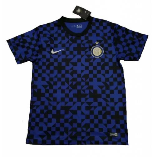 maillot de football d'entraînement inter Milan 2019-2020