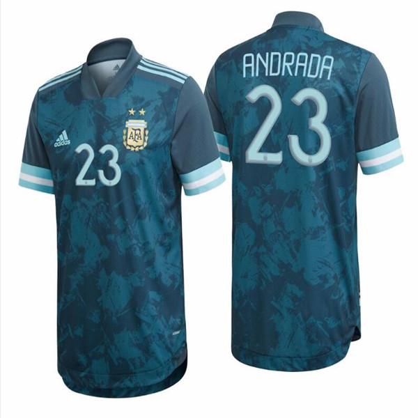 ensemble maillot argentine Andrada 2020 exterieur