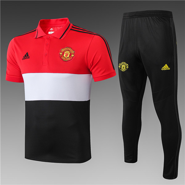 Maillots Polo Manchester United 2020