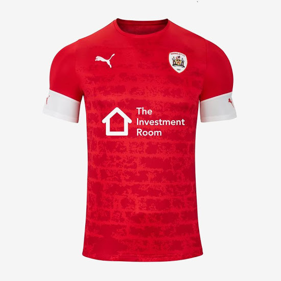 officielle maillot Barnsley 2019-2020 domicile