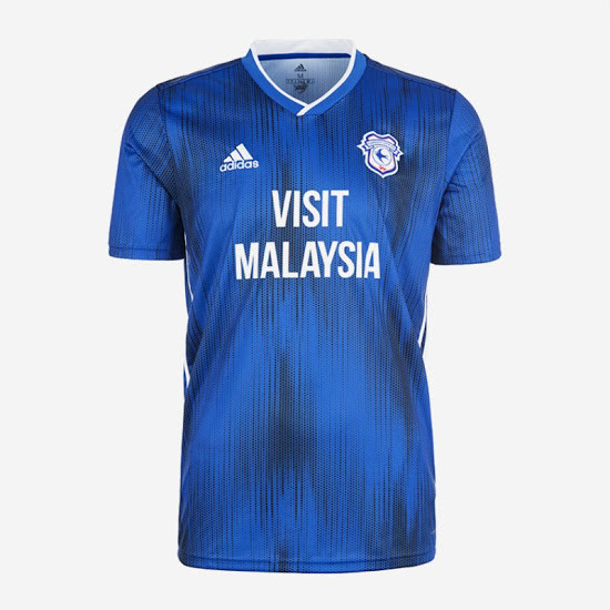 officielle maillot Cardiff City 2019-2020 domicile