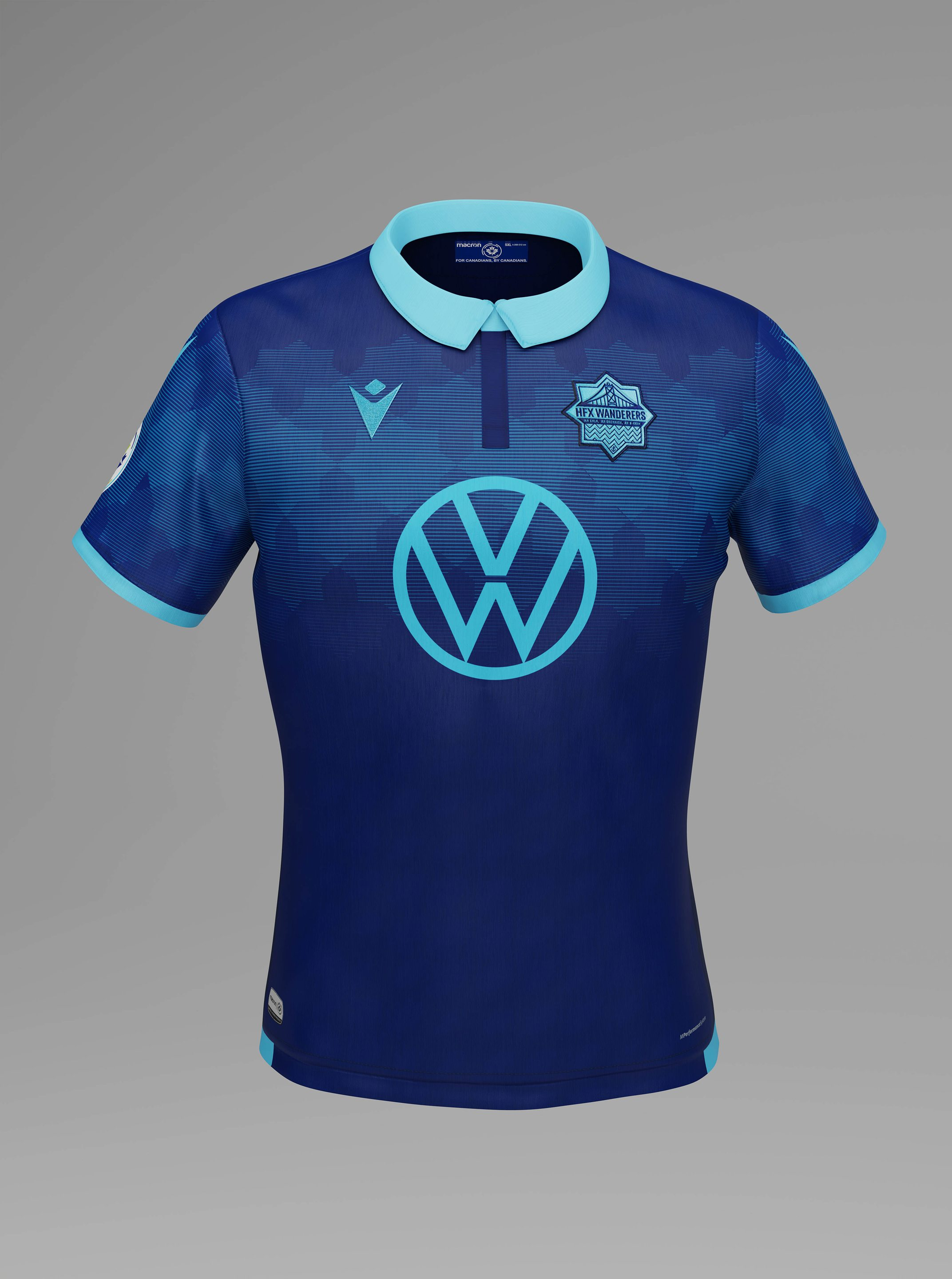officielle maillot HFX Wanderers 2020 domicile