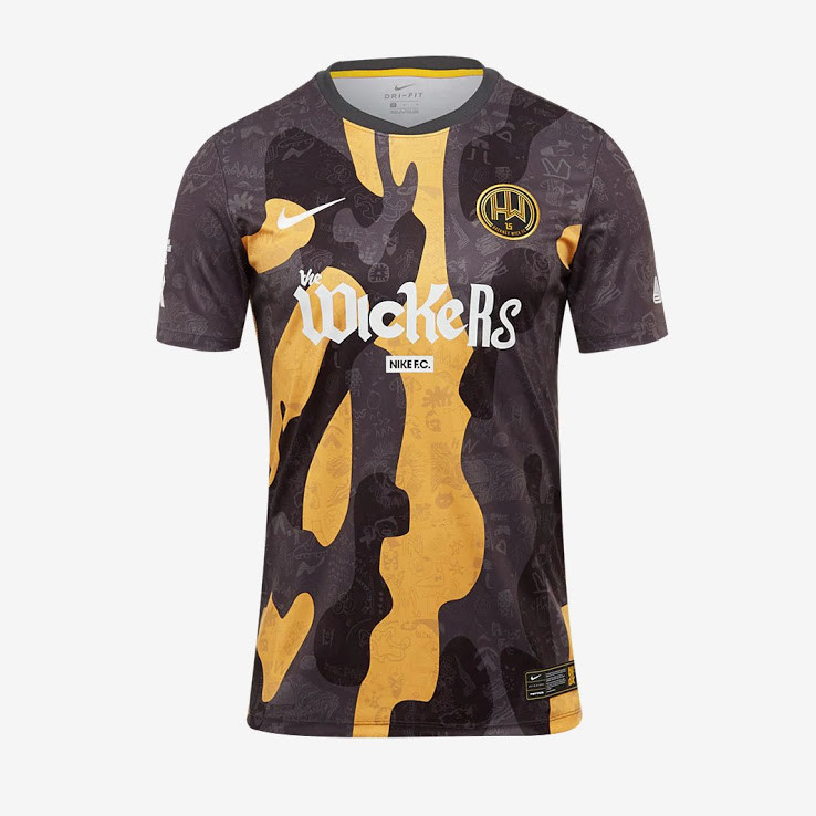 officielle maillot Hackney Wick 2019-2020 domicile