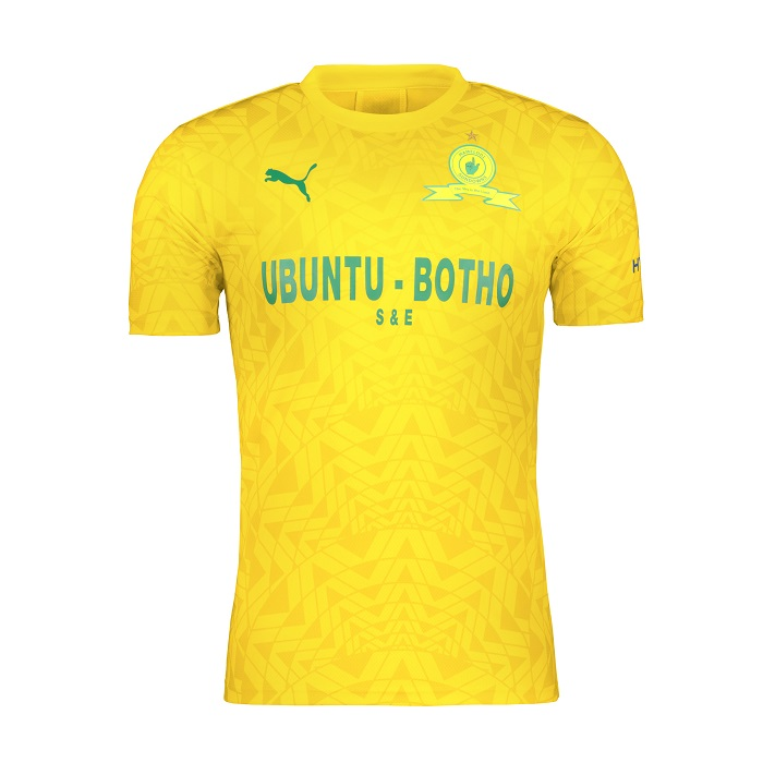 officielle maillot Mamelodi Sundowns 2019-2020 domicile