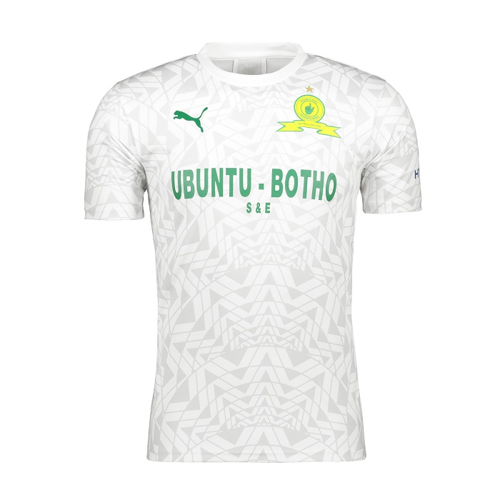 officielle maillot Mamelodi Sundowns 2019-2020 exterieur
