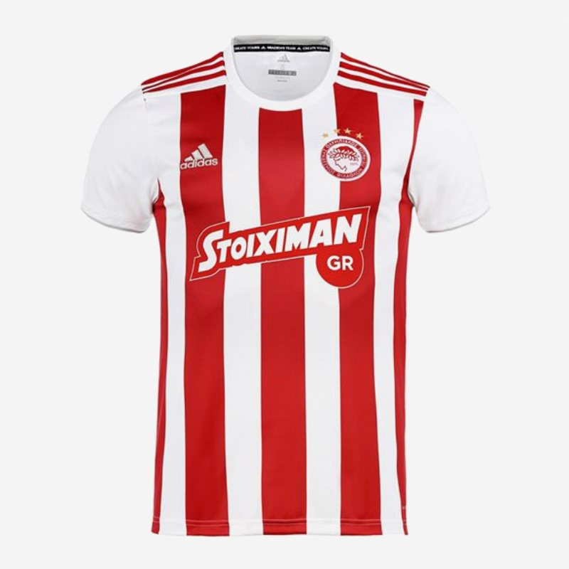 officielle maillot Olympiacos 2019-2020 domicile