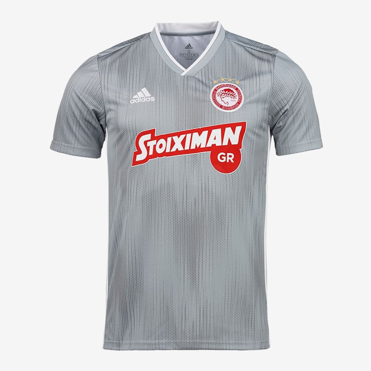 officielle maillot Olympiacos 2019-2020 exterieur