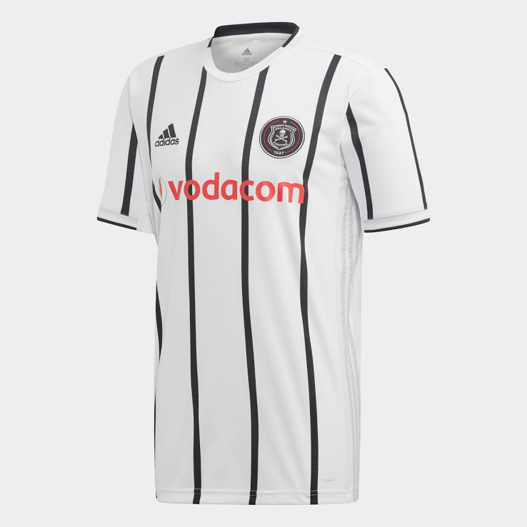 officielle maillot Orlando Pirates 2019-2020 domicile