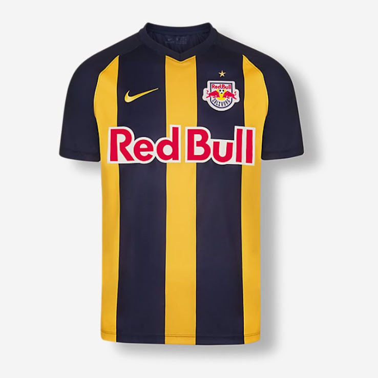 officielle maillot Red Bull Salzburg 2019-2020 exterieur