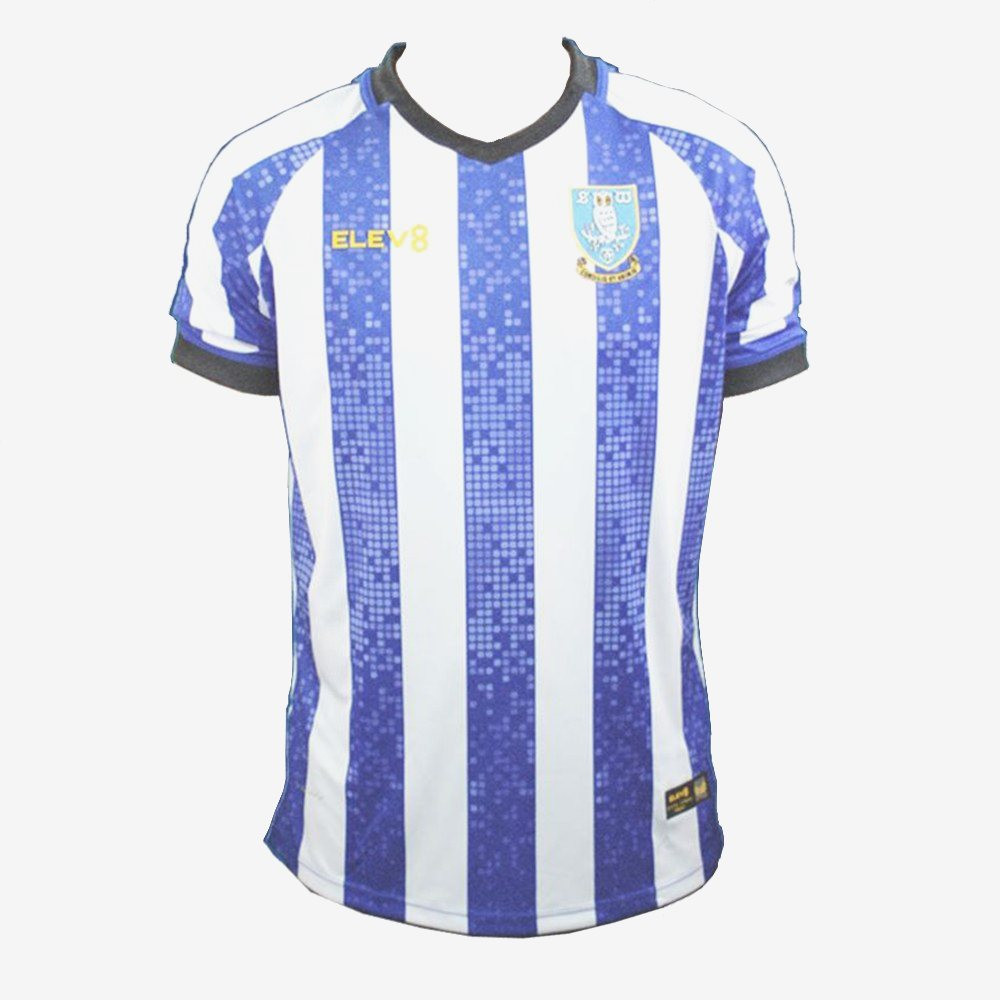 officielle maillot Sheffield Wednesday 2019-2020 domicile