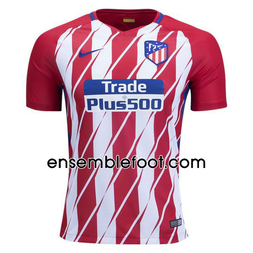 officielle maillot atletico madrid 2017-2018 domicile