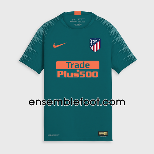 officielle maillot atletico madrid 2018-19 troisieme