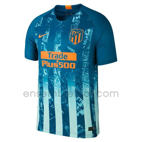 officielle maillot atletico madrid 2018-2019 troisieme