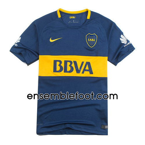 officielle maillot boca juniors 2017-2018 domicile