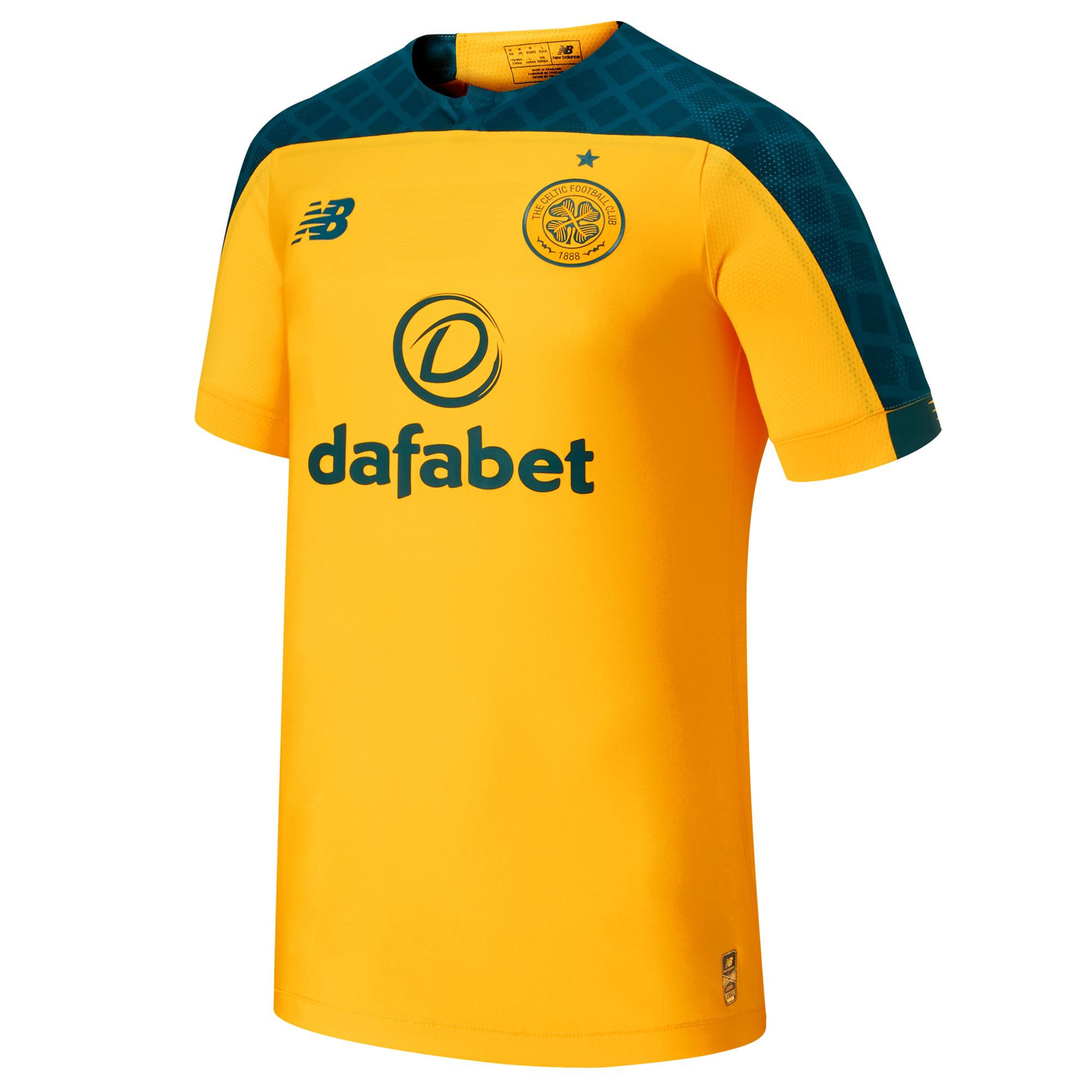officielle maillot celtic 2019-2020 exterieur