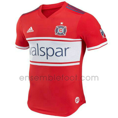 officielle maillot chicago fire 2018-2019 domicile