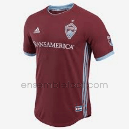 officielle maillot chicago fire 2018-2019 troisieme