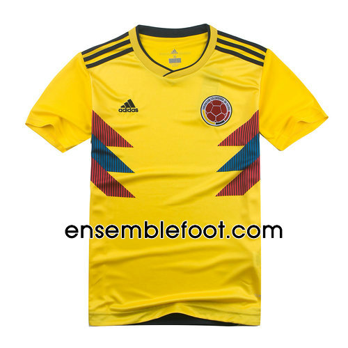 officielle maillot colombie coupe du mondo 2018 domicile