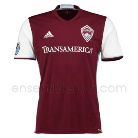 officielle maillot colorado rapids 2017-2018 domicile