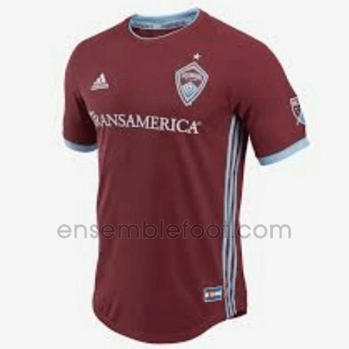 officielle maillot colorado rapids 2018-2019 domicile