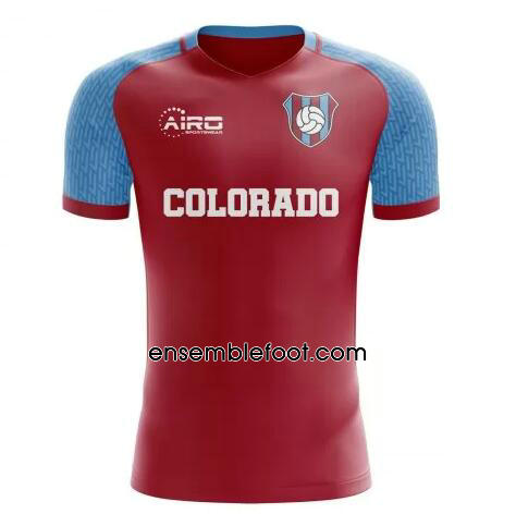 officielle maillot colorado rapids 2019-2020 domicile