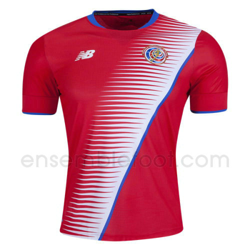 officielle maillot costa rica 2017-2018 domicile