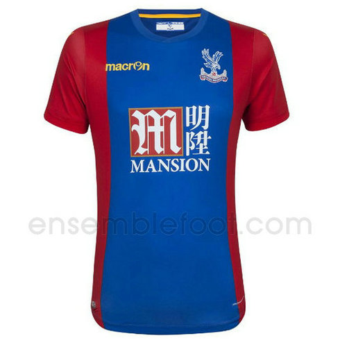 officielle maillot crystal palace 2016-2017 domicile