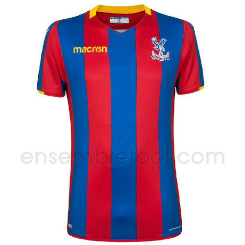 officielle maillot crystal palace 2017-2018 domicile