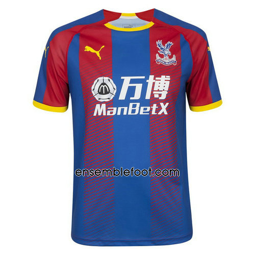 officielle maillot crystal palace 2018-2019 domicile
