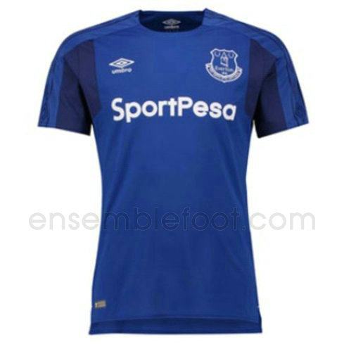 officielle maillot everton 2017-2018 domicile