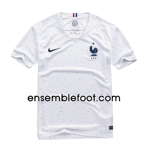 officielle maillot france 2018-2019 exterieur