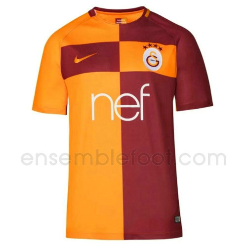 officielle maillot galatasaray sk 2017-2018 domicile