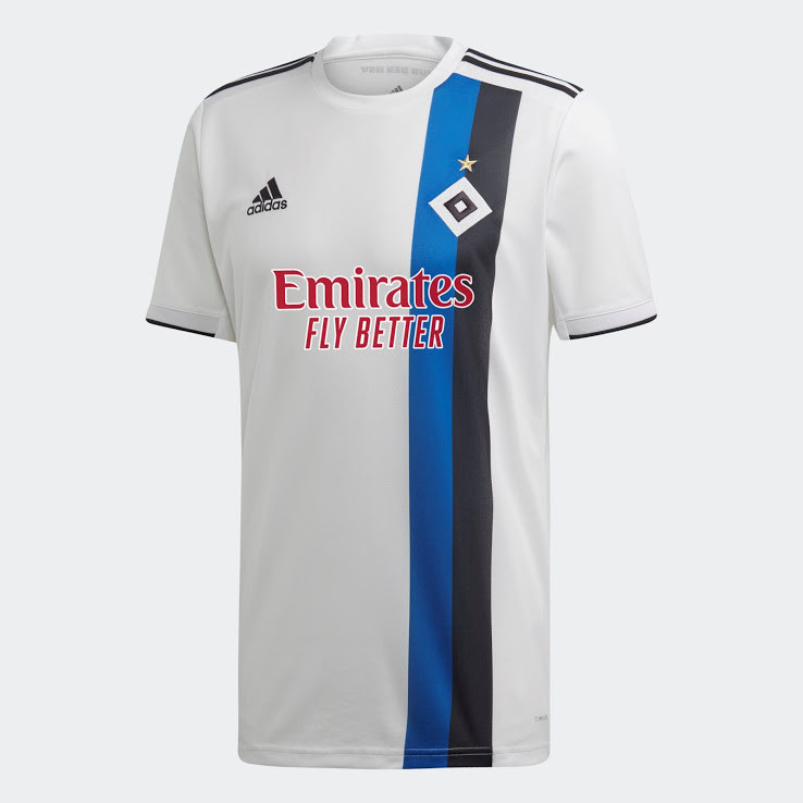 officielle maillot hambourg sv 2019-2020 domicile
