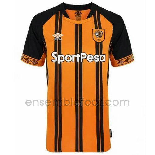officielle maillot hull city 2018-2019 domicile