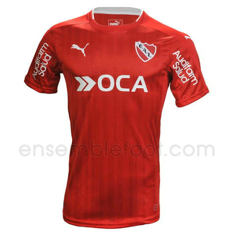 officielle maillot independiente de avellaneda 2016-2017 domicile