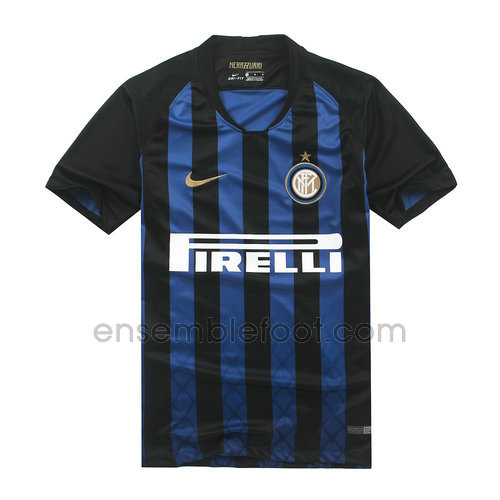 officielle maillot inter 2018-2019 domicile