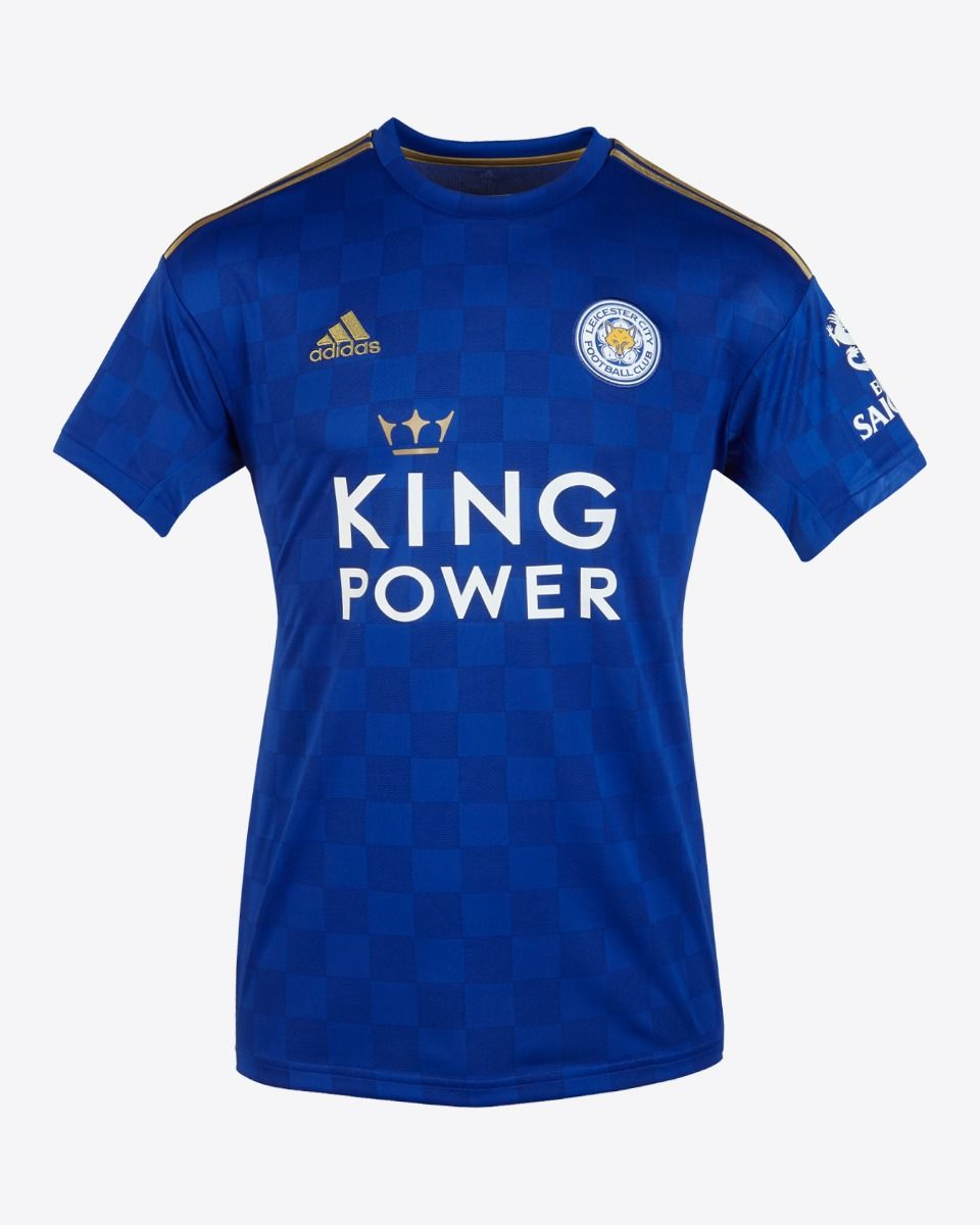 officielle maillot leicester city 2019-2020 domicile