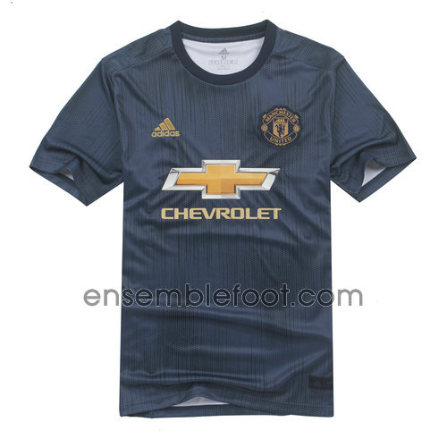 officielle maillot manchester united 2018-2019 troisieme