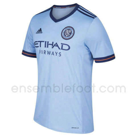 officielle maillot new york city 2017-2018 domicile